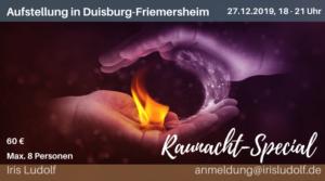 Aufstellung: Raunacht-Special