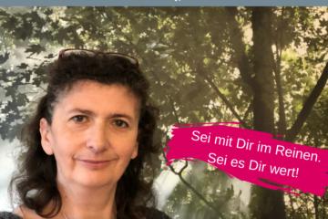Sei mit Dir im Reinen Videoimpuls Iris Ludolf Friedensberaterin