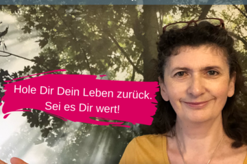 Hole Dir Dein Leben zurück | Iris Ludolf | Friedensberaterin