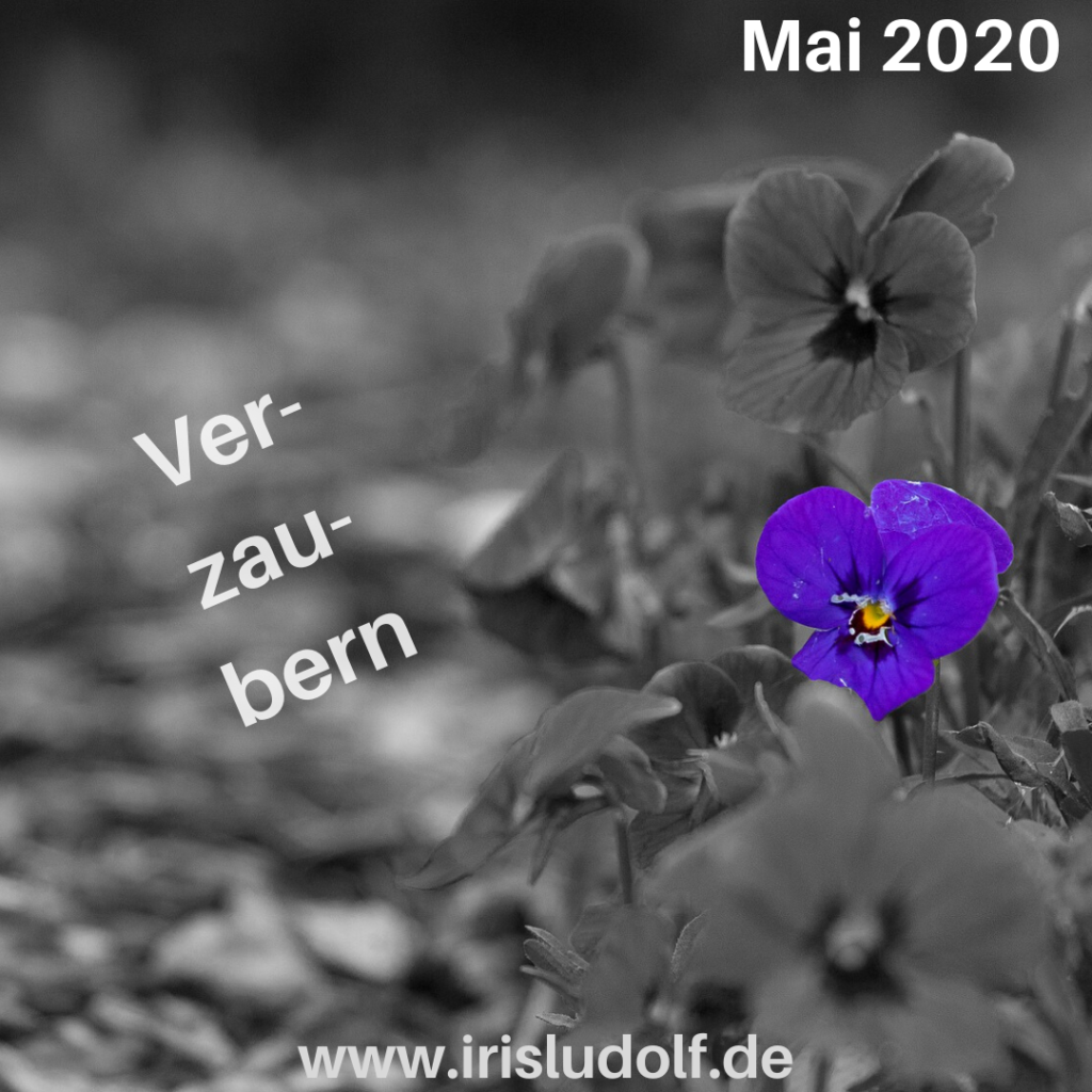 Verzaubern   Botschaft Mai 2020   Iris Ludolf   Friedensberaterin