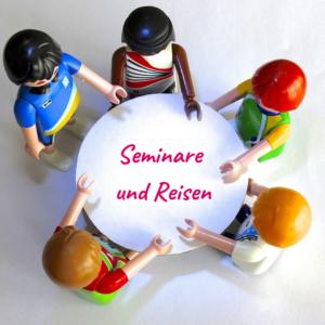 Seminare und Reisen Iris Ludolf