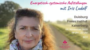 Energetisch-systemischer Aufstellungsabend @ Freies Institut am Kaiserberg